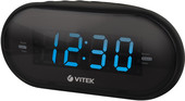 Радиочасы Vitek VT-6602 BK