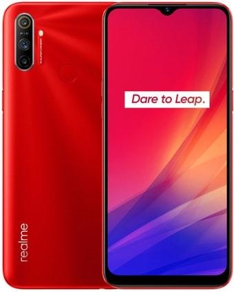 Смартфон Realme C3 RMX2020 3GB/32GB (горячий красный)