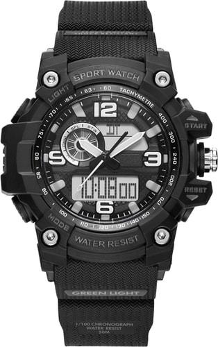 Наручные часы Twentyseventeen W008Q S (черный)