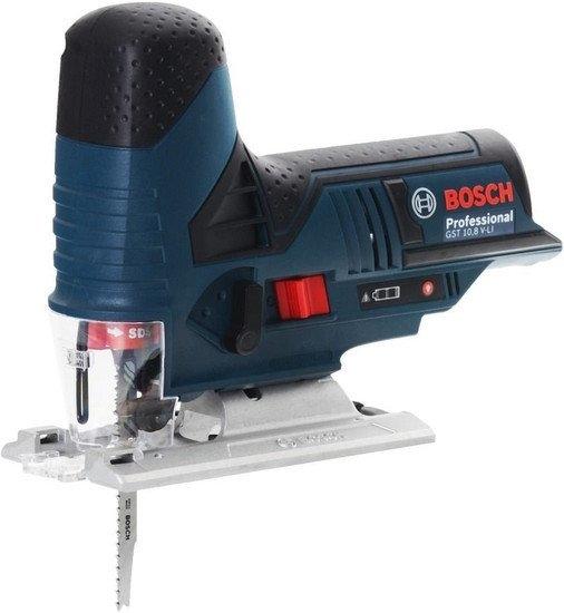 Электролобзик Bosch GST 10.8 V-LI Professional [06015A1001]