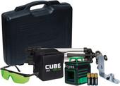 Лазерный нивелир ADA Instruments Cube 360 Green Ultimate Edition [A00470]