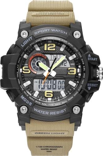 Наручные часы Twentyseventeen W008Q L (оливковый)