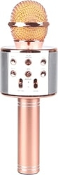 Микрофон Wise WS-858 (розовый)