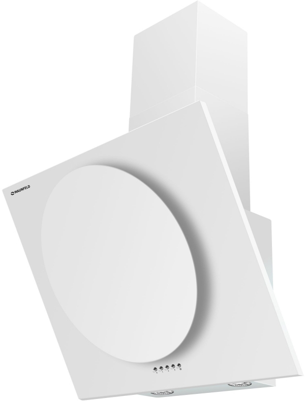 Кухонная вытяжка MAUNFELD Tower Circle 60 (белый)