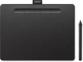 Графический планшет Wacom Intuos CTL-6100WL (черный, средний размер)