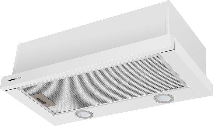Кухонная вытяжка HOMSair Flat 50 (белый)