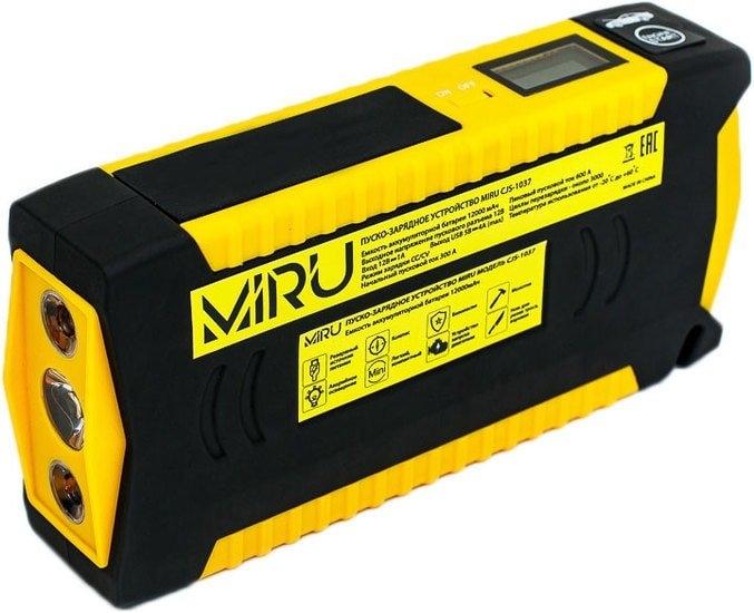 Портативное пусковое устройство Miru CJS-1037