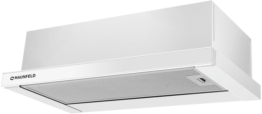 Кухонная вытяжка MAUNFELD VS Slide 60 (белый)