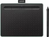 Графический планшет Wacom Intuos CTL-4100WL (фисташковый зеленый, маленький размер)