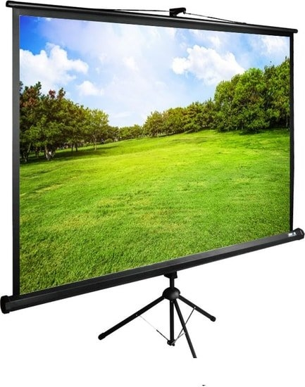 Проекционный экран CACTUS TriExpert 220×220 CS-PSTE-220х220-BK