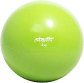 Мяч Starfit GB-703 4 кг (зеленый)