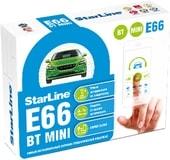 Автосигнализация StarLine E66 BT MINI