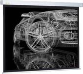 Проекционный экран CACTUS Wallscreen CS-PSW-213×213