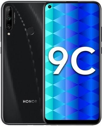 Смартфон HONOR 9С AKA-L29 4GB/64GB (полночный черный)