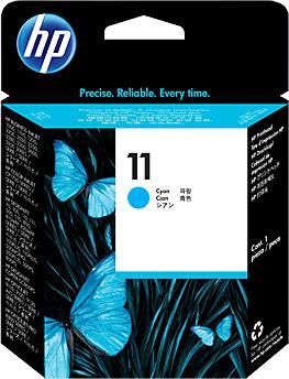 Печатающая головка HP 11 [C4811А]