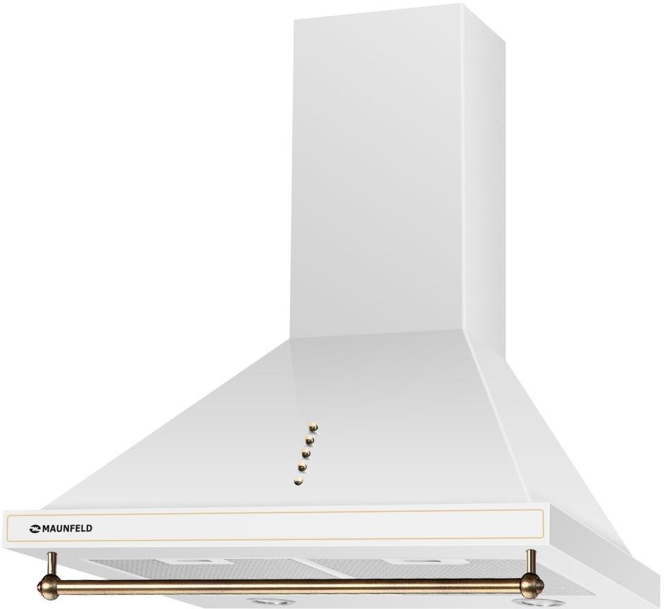 Кухонная вытяжка MAUNFELD Retro (C) 60 (белый)