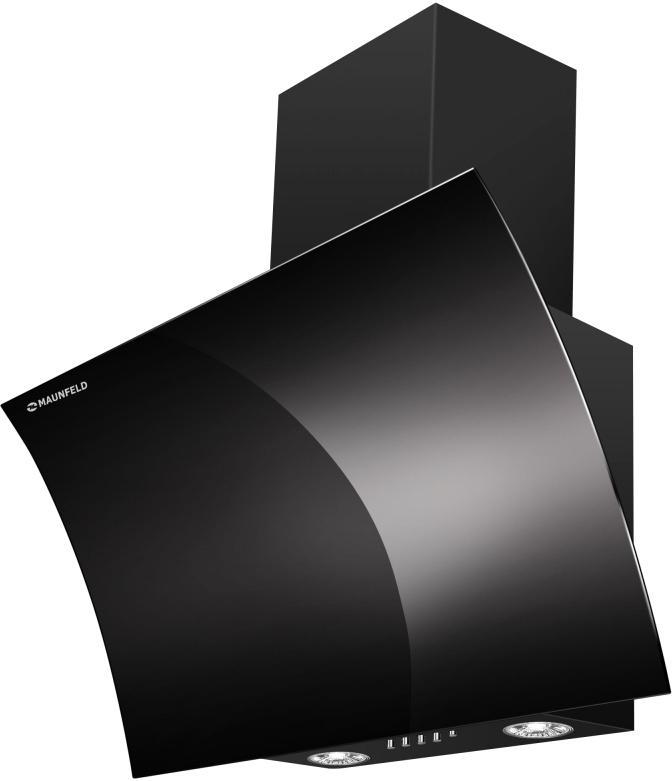 Кухонная вытяжка MAUNFELD Blast Push 60 (черный)