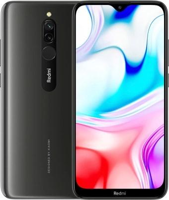 Смартфон Xiaomi Redmi 8 3GB/32GB международная версия (черный)