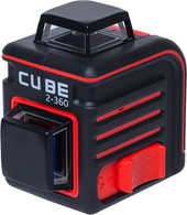 Лазерный нивелир ADA Instruments CUBE 2-360 BASIC EDITION (A00447)