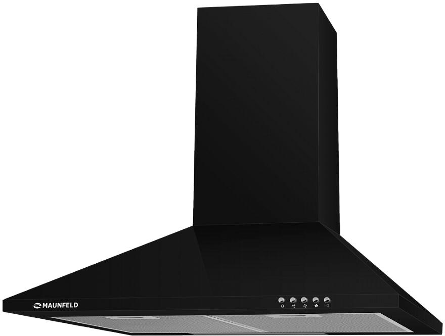Кухонная вытяжка MAUNFELD Corsa Light (C) 50 (черный)