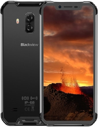 Смартфон Blackview BV9600E (серебристый)