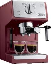 Рожковая помповая кофеварка Рожковая кофеварка DeLonghi Active Line ECP 33.21.R