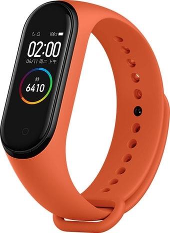 Фитнес-браслет Xiaomi Mi Band 4 (оранжевый, китайская версия)