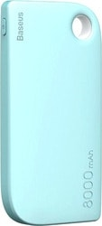 Портативное зарядное устройство Baseus Fan PPM11-03 8000mAh (голубой)