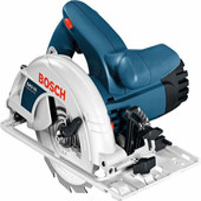 Дисковая (циркулярная) пила Bosch GKS 55 Professional (0601664000)