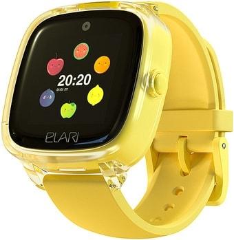 Умные часы Elari Kidphone Fresh (желтый)