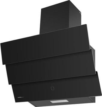 Кухонная вытяжка HOMSair Vertical 60 Glass (черный)