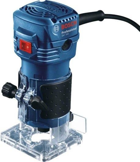 Вертикальный фрезер Bosch GKF 550 Professional 06016A0020