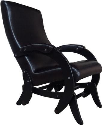 Кресло-качалка Бастион 1М гляйдер (selena venge, экокожа)