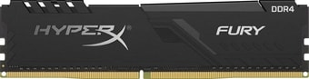 Оперативная память HyperX Fury 8GB DDR4 PC4-21300 HX426C16FB3/8