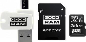 Карта памяти GOODRAM ALL in ONE microSDXC M1AA-2560R12 256GB