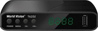 Приемник цифрового ТВ World Vision T62D2