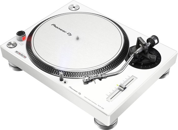 DJ виниловый проигрыватель Pioneer PLX-500-W