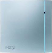 Вытяжной вентилятор Soler&Palau Silent-100 CHZ Silver Design [5210602800]