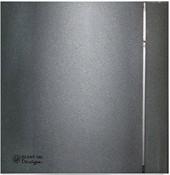 Вытяжной вентилятор Soler&Palau Silent-100 CZ Grey Design — 4C [5210607300]