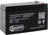Аккумулятор для ИБП Kiper HR-1234W F2 (12В/9 А·ч)