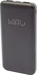 Портативное зарядное устройство Miru 3000 (черный)