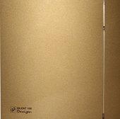 Вытяжной вентилятор Soler&Palau Silent-100 CZ Gold Design — 4C [5210619800]
