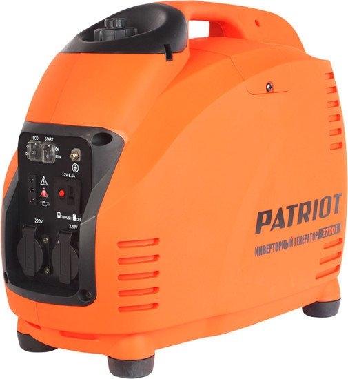 Бензиновый генератор Patriot 2700I