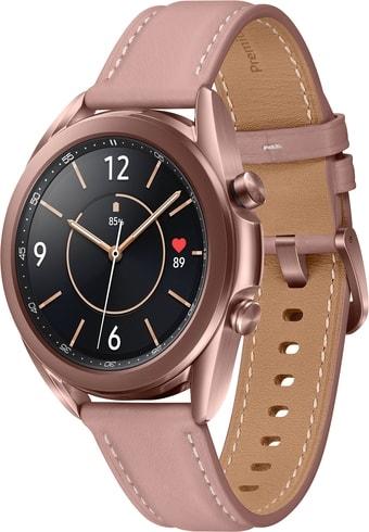 Умные часы Samsung Galaxy Watch3 41мм (бронза)