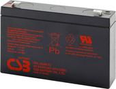 Аккумулятор для ИБП CSB HRL634W F2 (6В/9 А·ч)