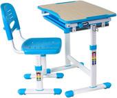 Парта Fun Desk Piccolino (голубой) [211458]