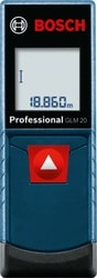 Лазерный дальномер Bosch GLM 20 Professional 0601072E00