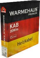Нагревательный кабель Warmehaus CAB 20W UV Protection 22.5 м 450 Вт