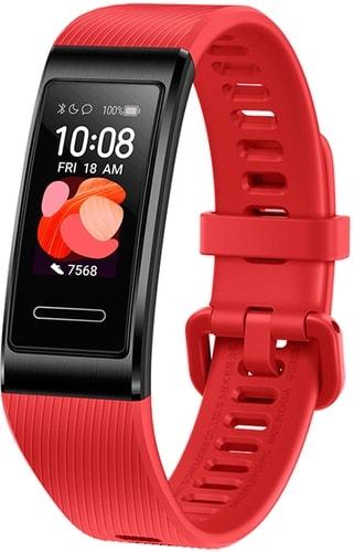 Фитнес-браслет Huawei Band 4 Pro (красный дракон)