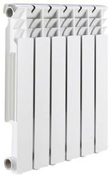 Алюминиевый радиатор Rommer Optima 500 (8 секций)